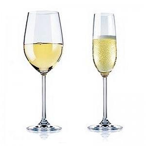Copas para vinos blancos