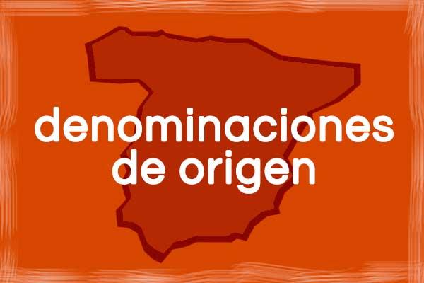 Icono denominaciones de origen